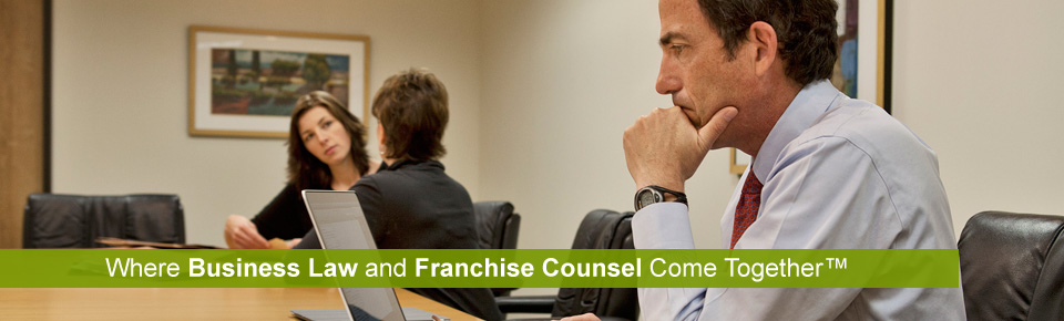 Business Law and Franchise Attorney Speaking Engagements
